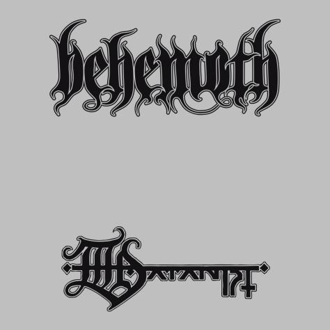 Behemoth - The Satanist - Artwork