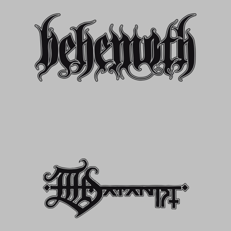 Behemoth - The Satanist - Artwork