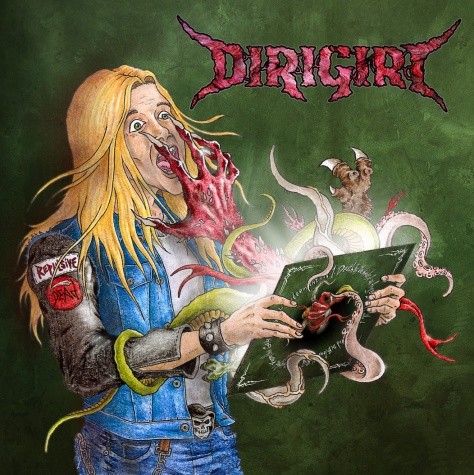 Dirigiri front cover with back 1