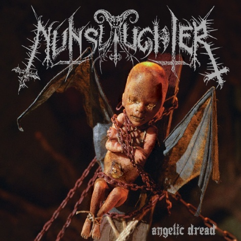 NUNSLAUGHTER ANGELIC DREAD cover