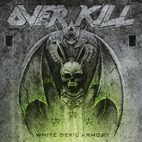 Overkill - White Devil Armory - Artwork