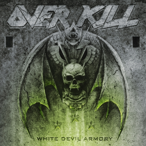 Overkill - White Devil Armory - Artwork