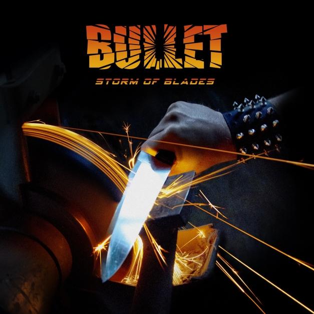 Bullet - Storm Of Blades - Artwork