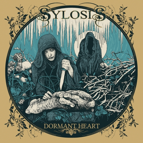 Sylosis - Dormant Heart - Artwork
