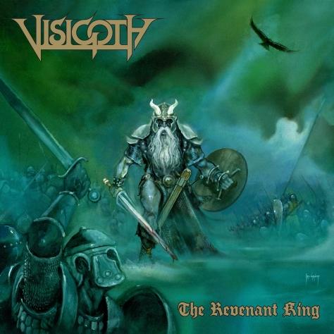 The Revenant King - Cover