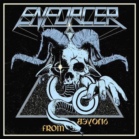 Enforcer - From Beyond - Artwork