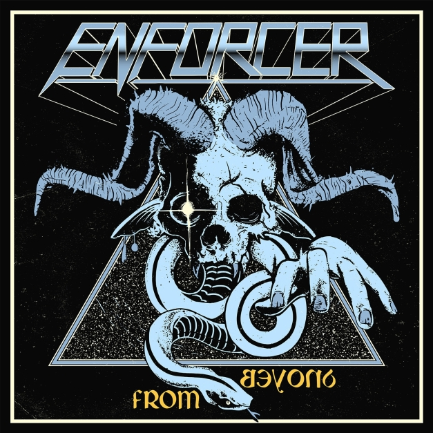 Enforcer - From Beyond - Artwork