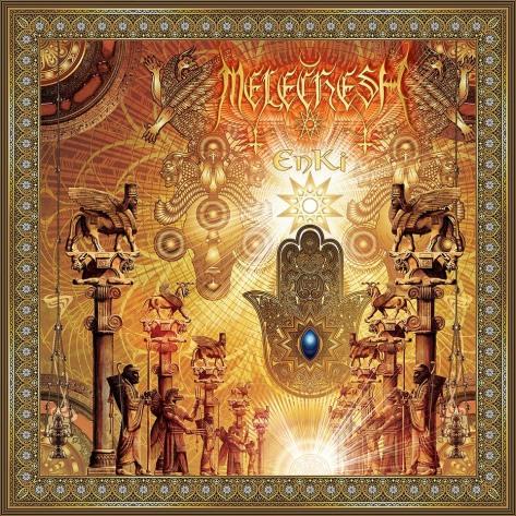 Melechesh - Enki - Artwork