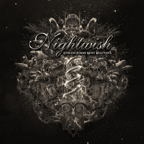 Nightwish - Endless Forms Most Beautiful - Artwork