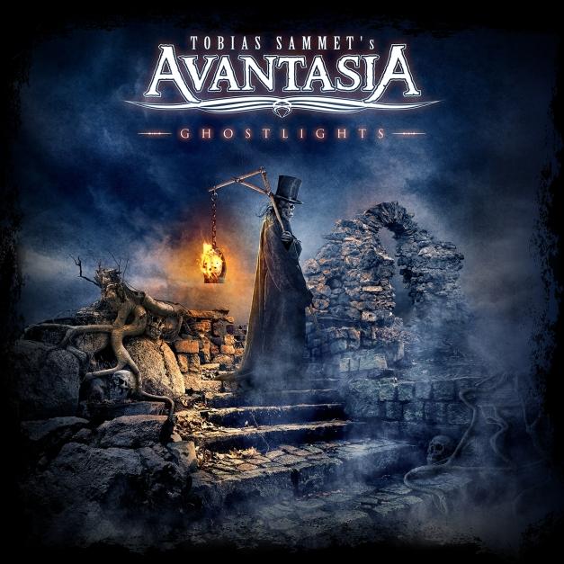 Avantasia - Ghostlights - Artwork